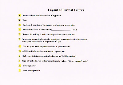academic desk academic writing simple layout for formal letters academic writing simple layout for formal letters