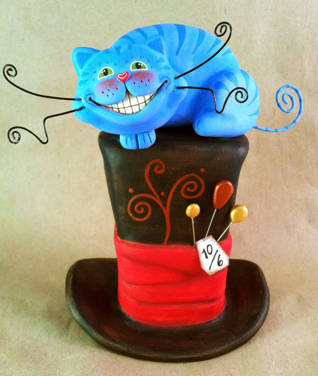 mad hatter wedding cake toppers get your daily snips snippet talks and animals 16979
