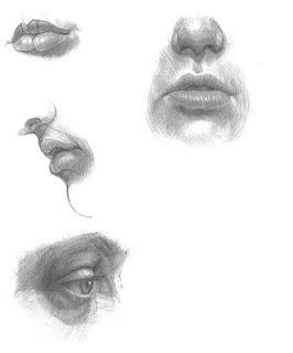 INSIDE THE ARTIST'S STUDIO: Kassan Drawing Exercises