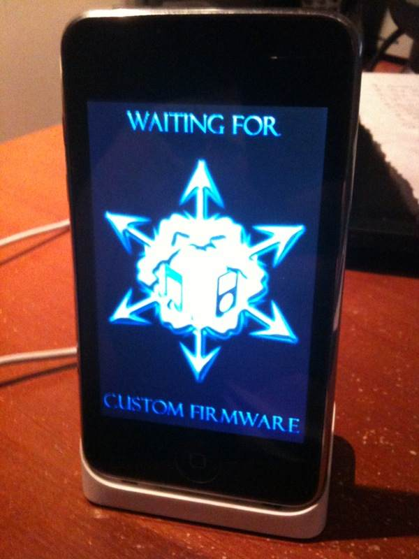 Firm Custom 4 1 para iPhone 3G • iPhoneate - iNeate