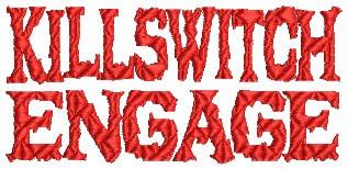 RockStiches: KILLSWITCH ENGAGE LOGO