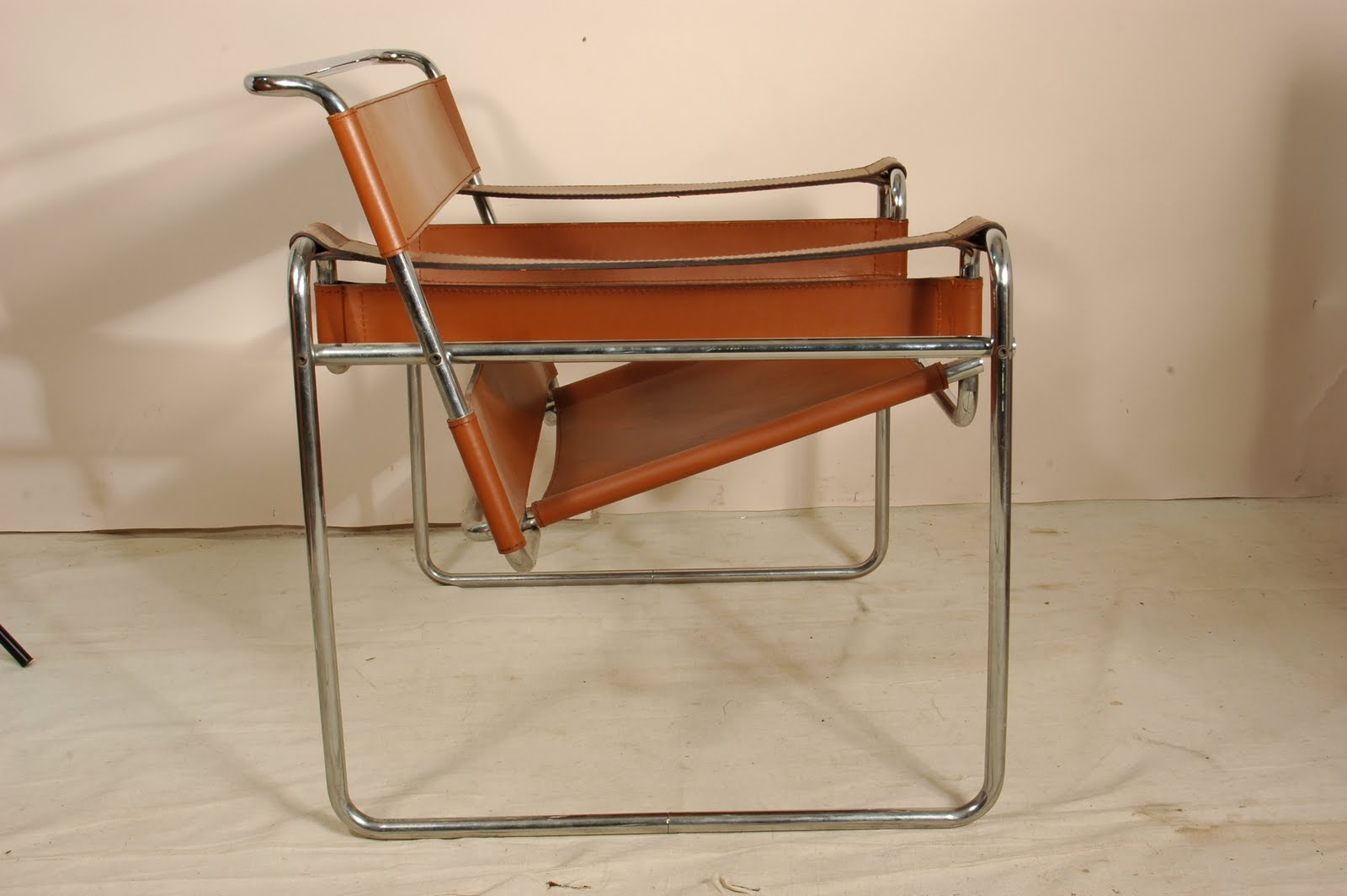 marcel breuer b3 39 wassily 39 chair sold. Black Bedroom Furniture Sets. Home Design Ideas