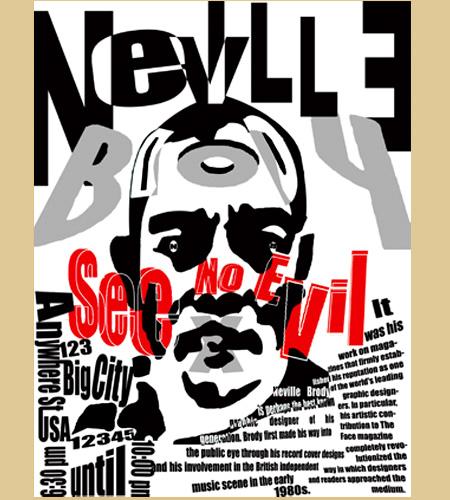 Typographic's work   Graphics - Neville Brody   Pinterest