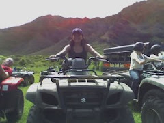 ATV riding in Hawaii