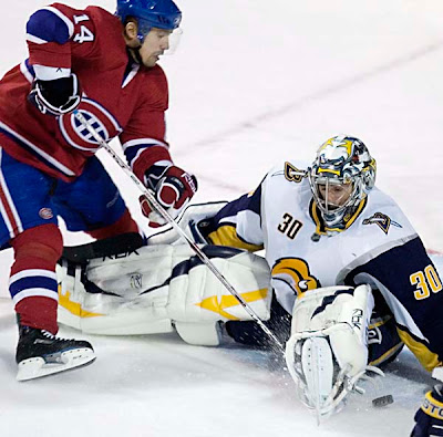 Eyes On The Prize: Habs Gag Sabres With Shutdown Hockey