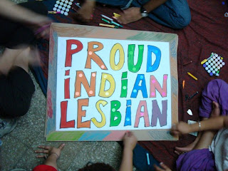 proud indian lesbian