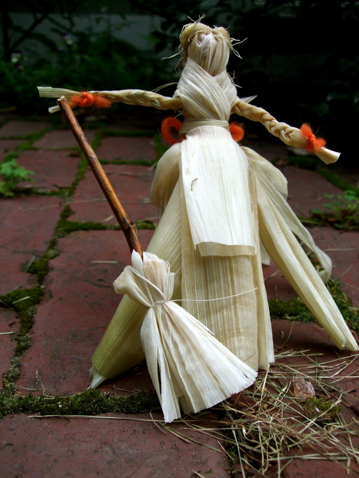 Creative Ideas For You Corn Husk Dolls