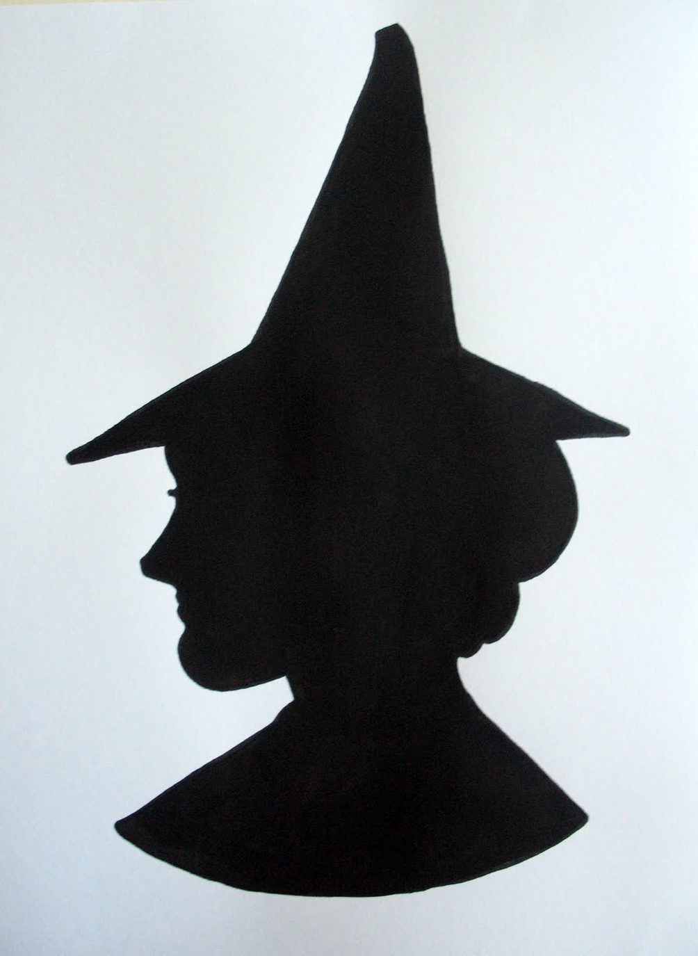 Creative ideas for you: Halloween Silhouettes