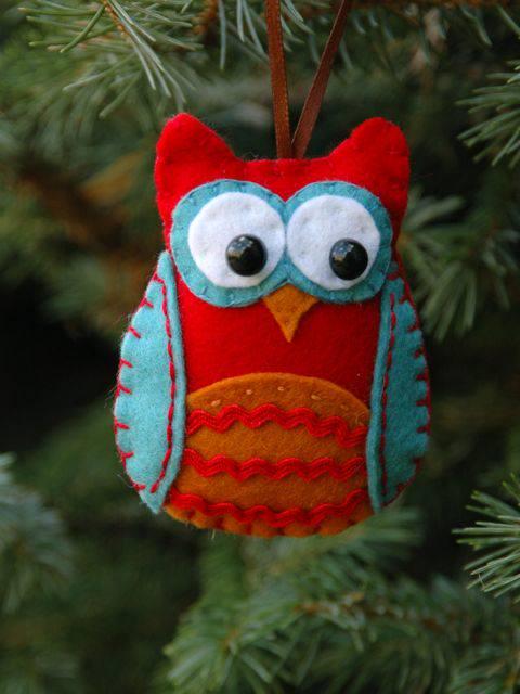Creative Ideas For You Owl Ornaments