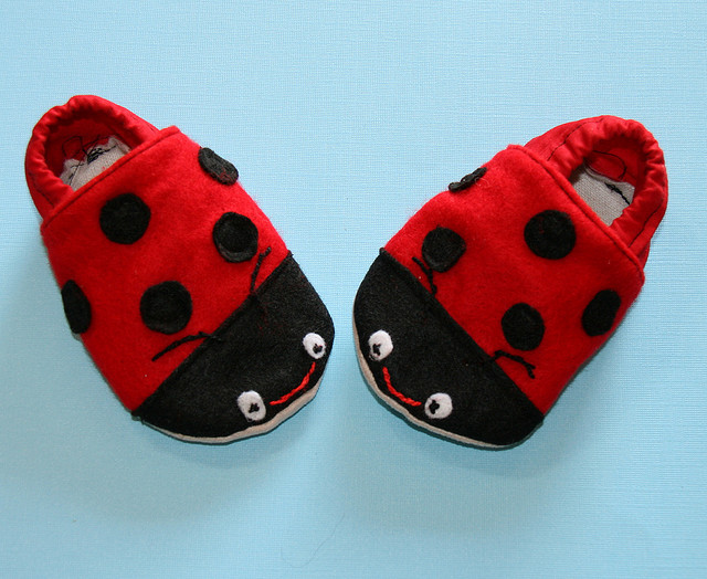 Creative Ideas For You Free Pdf Pattern For Soft Baby Shoes