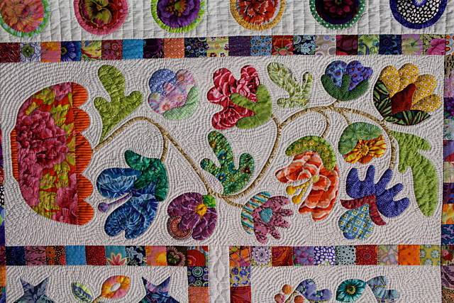 Creative Ideas For You Applique Quilts
