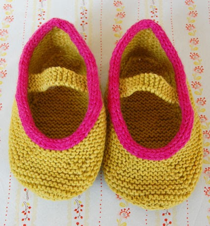 Creative Ideas For You Free Pattern For Knitted Mary Jane