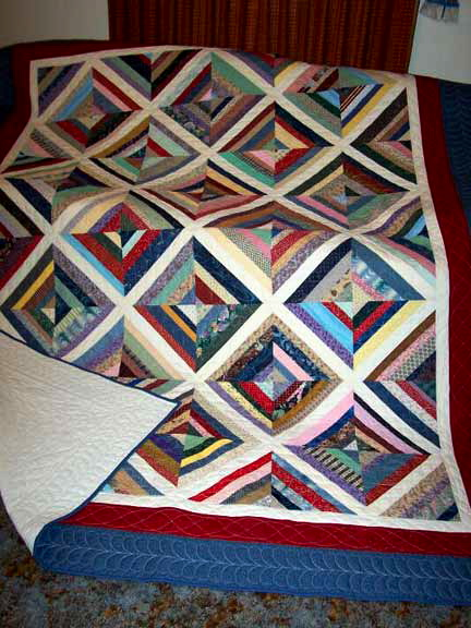 Creative Ideas For You Twenty Six Free Scrappy Quilt Patterns
