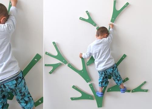 Creative Ideas For You Indoor Climbing Wall Idea