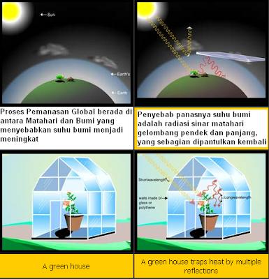 PENCEMARAN LINGKUNGAN Dampak Pencemaran Udara