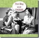 Your Blog is Swank Award