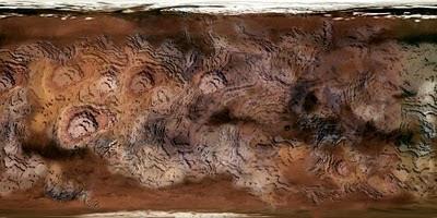 BARKING ALIEN: The Art of Maps Vol  1