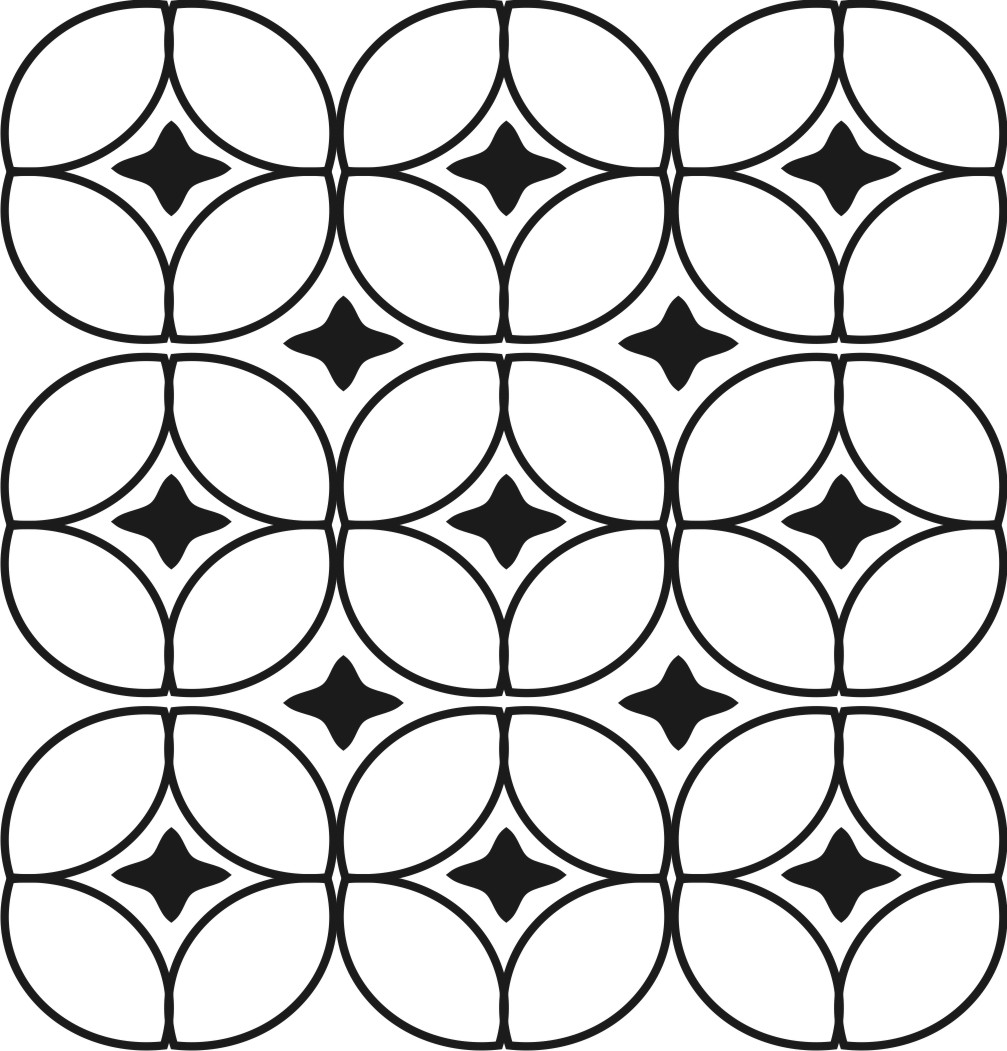 Ornament For Batik: Ornament Basis For Batik