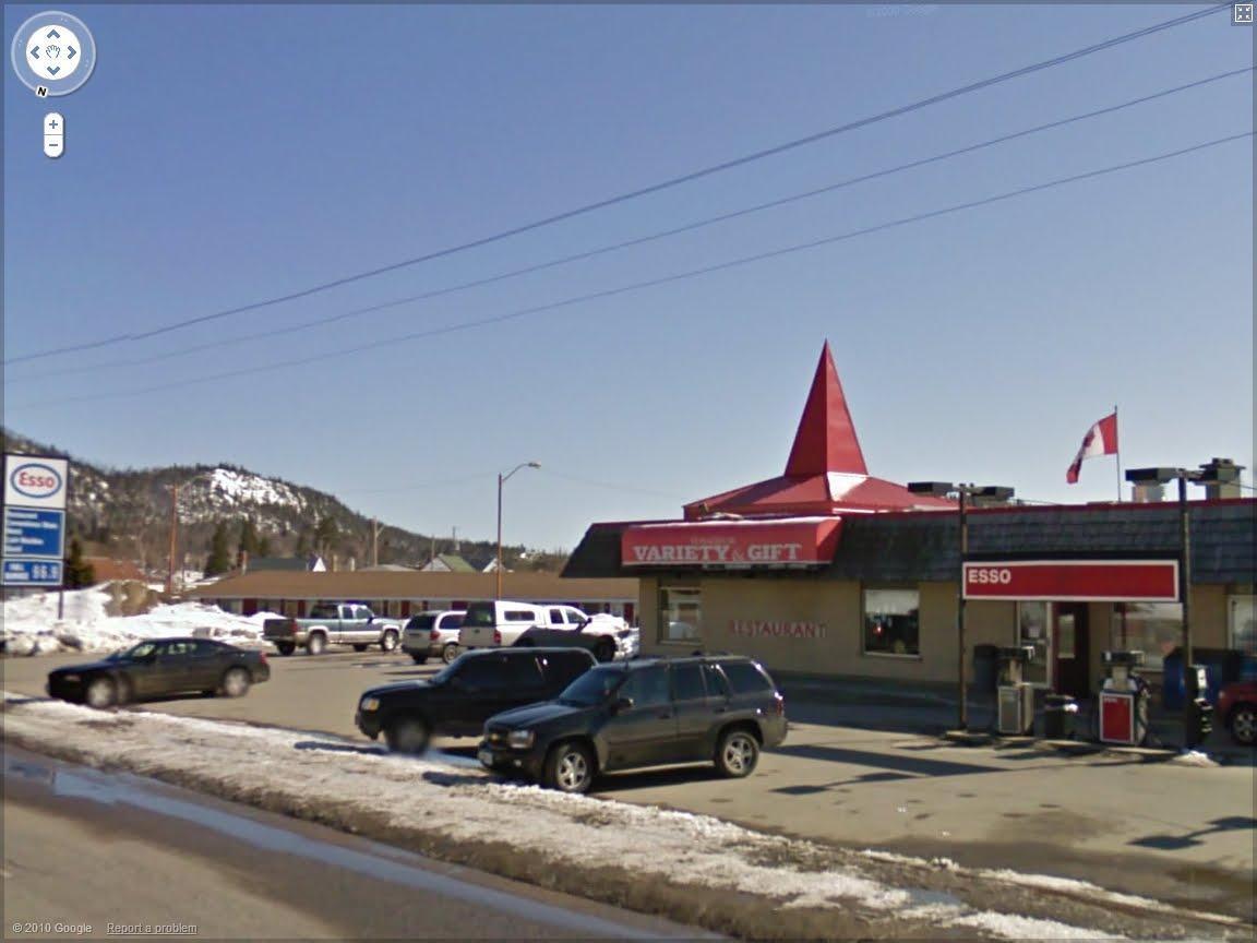 Schreiber Ontario Restaurant