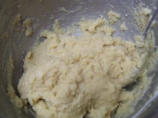 Paleo Buttermilk Biscuits - Batter