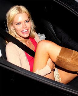 Kellie Pickler Miniskirt 17