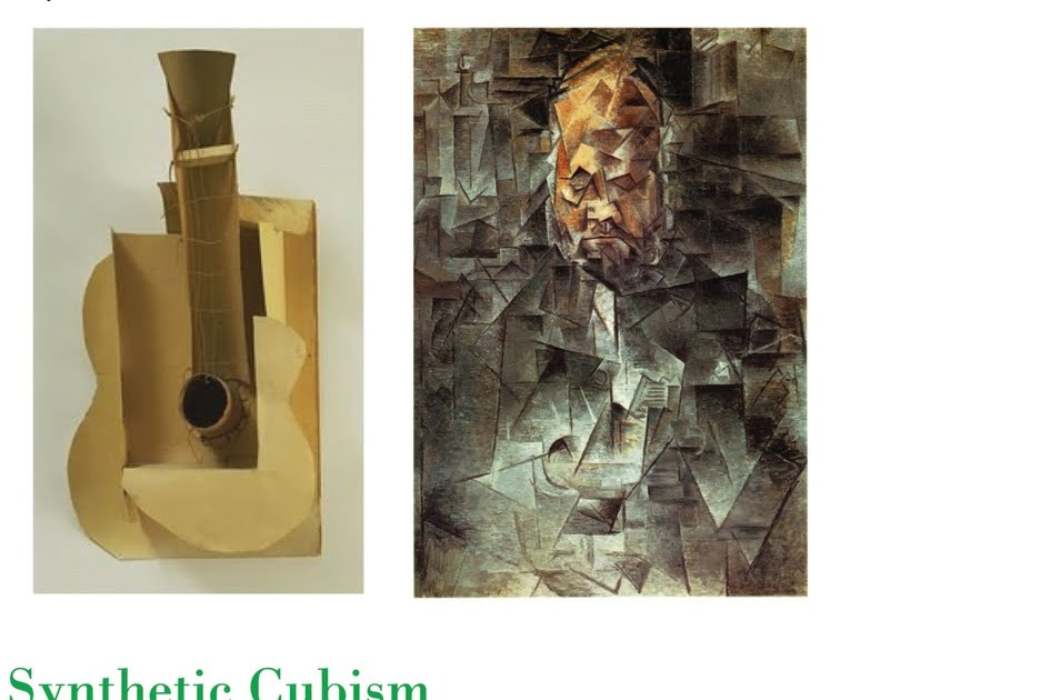 Des His F10 Candice Analytical And Synthetic Cubism