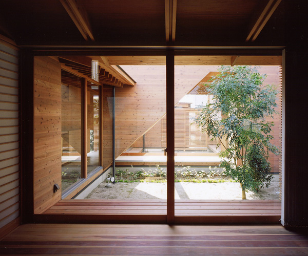 Design Of Modern Wooden Japanese House Most Beautiful