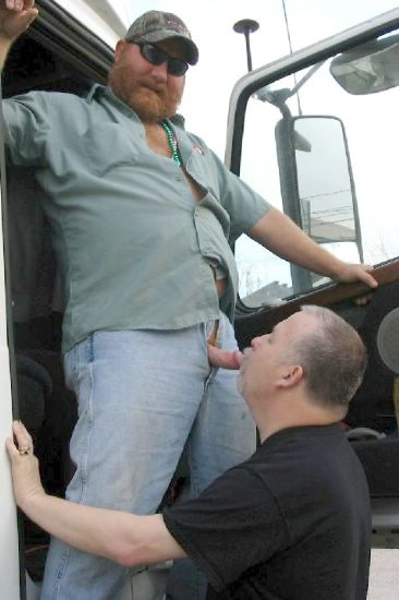 Fat trucker gay sex stories and men who 8