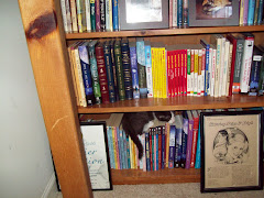 Scooter Among My Books