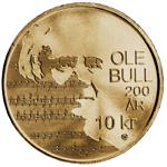 Blog Cultureduca educativa bull_revers_150 Bicentenario de Ole Bull (Noruega)