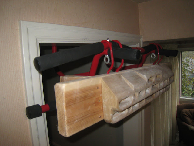 Free The Hills Mounting A Hangboard Without Drilling