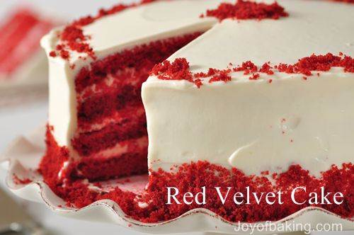 Origin Of Red Velvet Cake Recipe