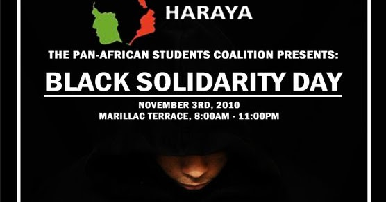 Haraya: The Pan-African Studen...