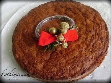 Plum Cake Recipe In Malayalam