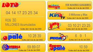 Dominican Lottery