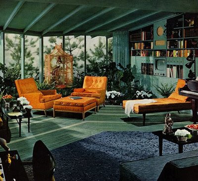 Home Decor Of The 1950s The House Decorating