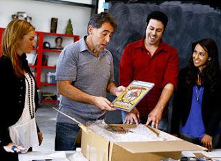 Hollywood Treasure television show movie props collectors