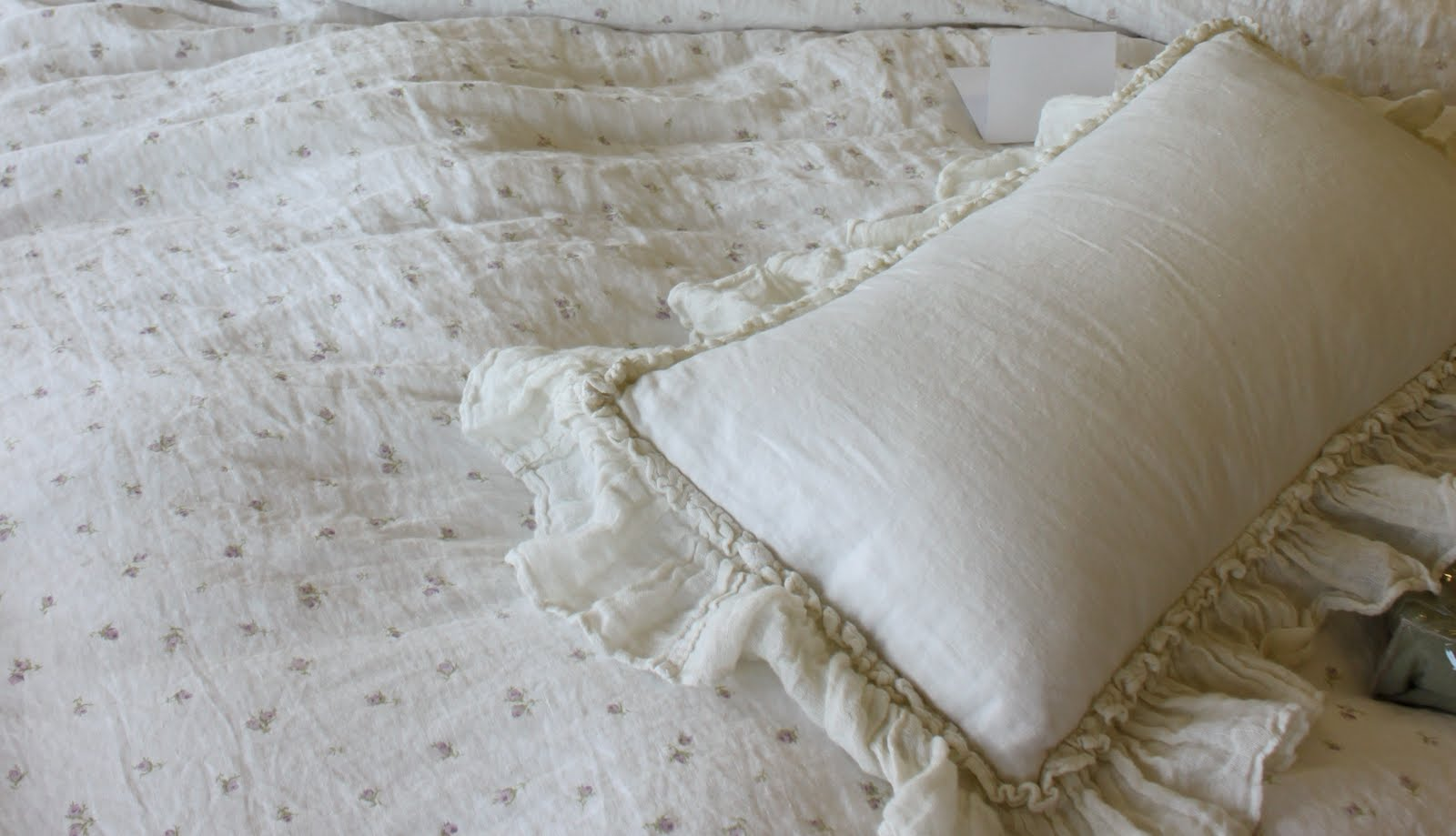 Blue Springs Home Blog: Linen by Libeco