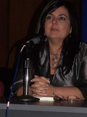 María Inés Obaldía.
