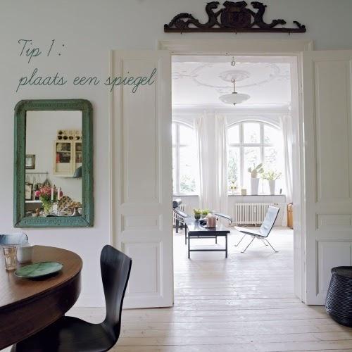 woon je klein vergroot je ruimte. Black Bedroom Furniture Sets. Home Design Ideas