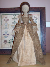 Cloth Queen Anne Jane 2010