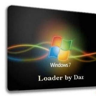 كراك داز لتفعيل ويندوز 7 و تنشيطه .. Windows Loader by DAZ .. تحديث مستمر