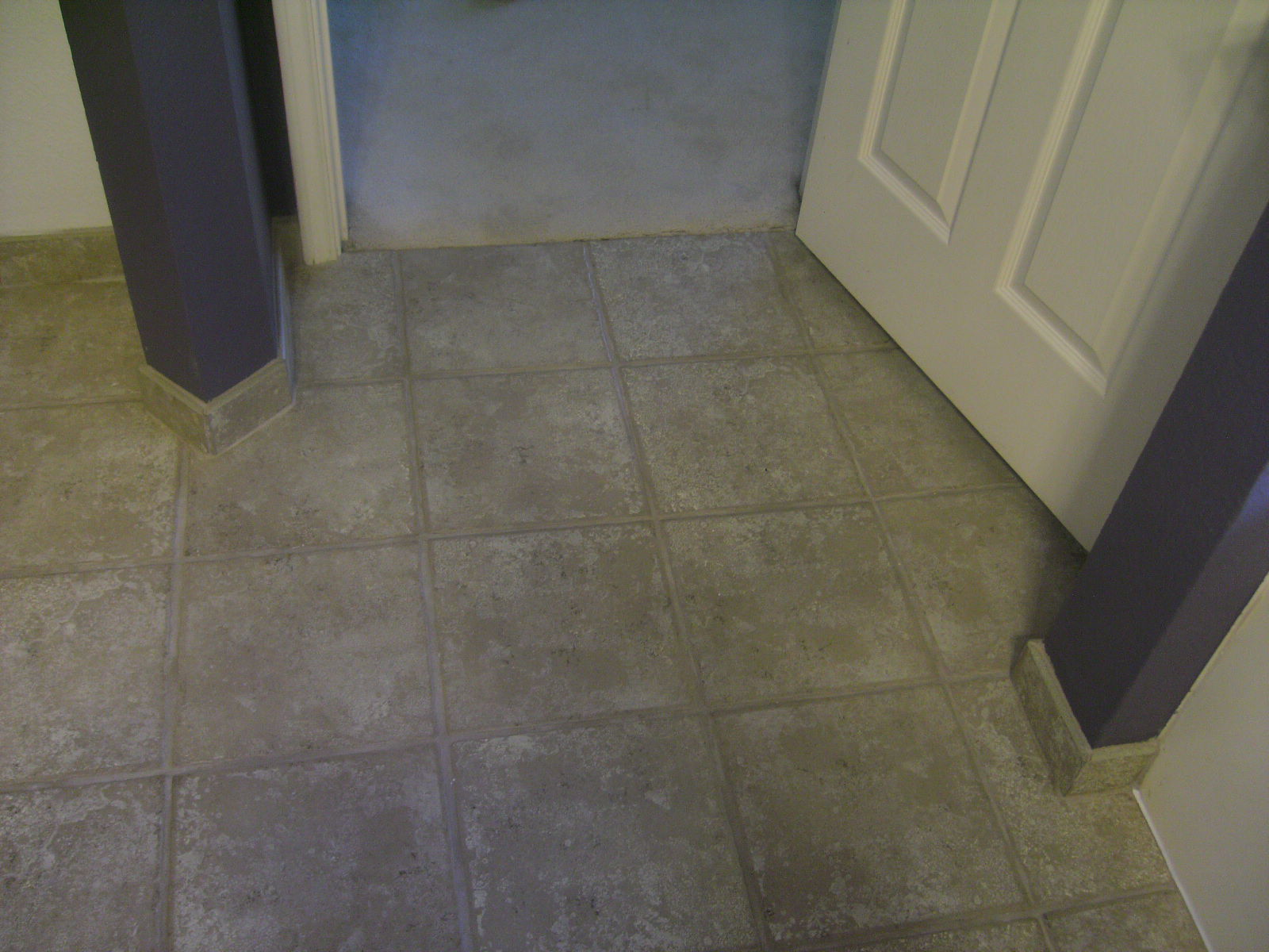 Confessions Of A Tile Setter Cleaning Floor Tiles