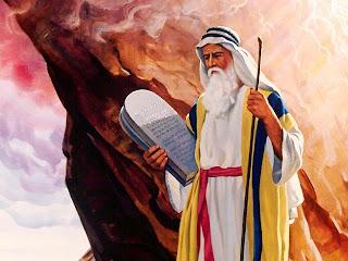 Resultado de imagem para pelos caminhos da evangelização - MOISES