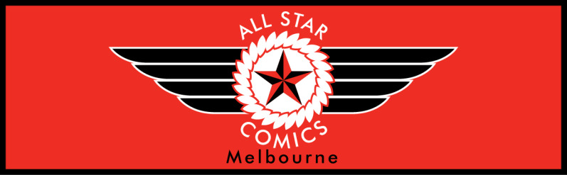 All Star Comics Melbourne