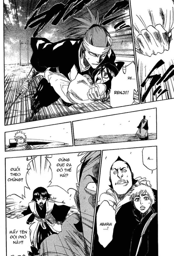 Bleach chapter 152 trang 10