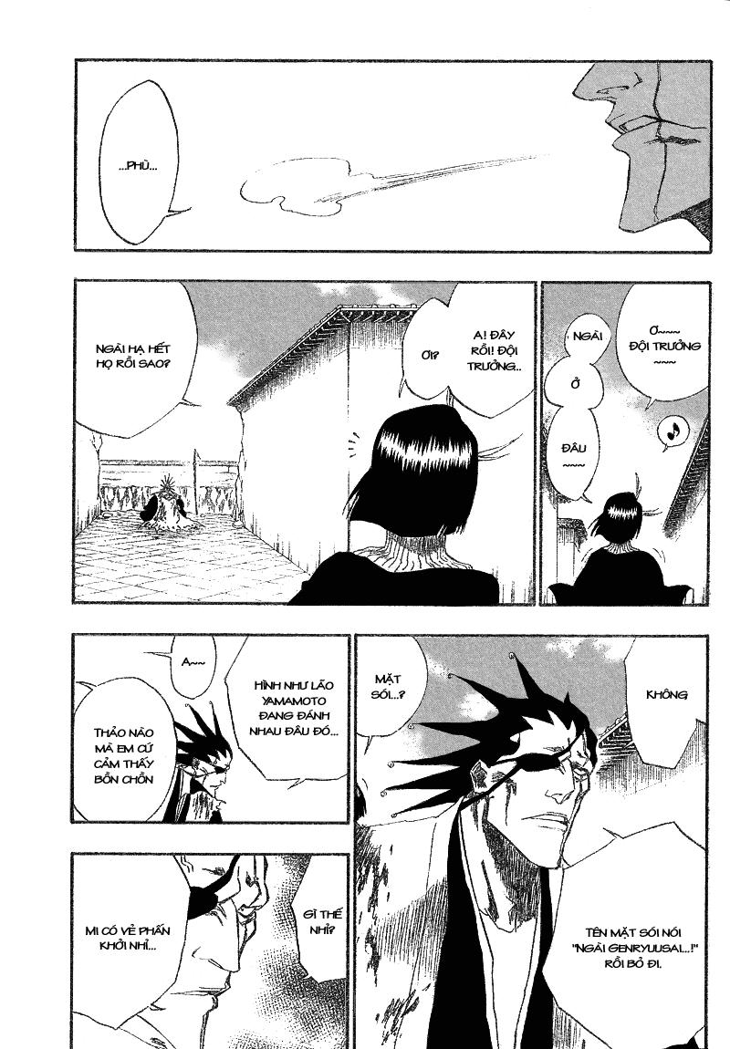Bleach chapter 156 trang 1