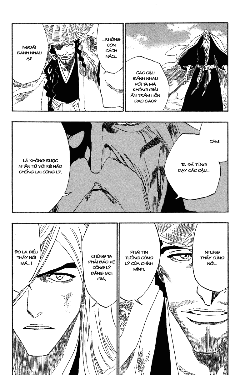 Bleach chapter 155 trang 22
