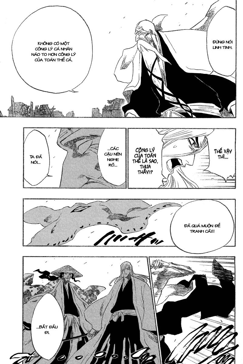 Bleach chapter 155 trang 23