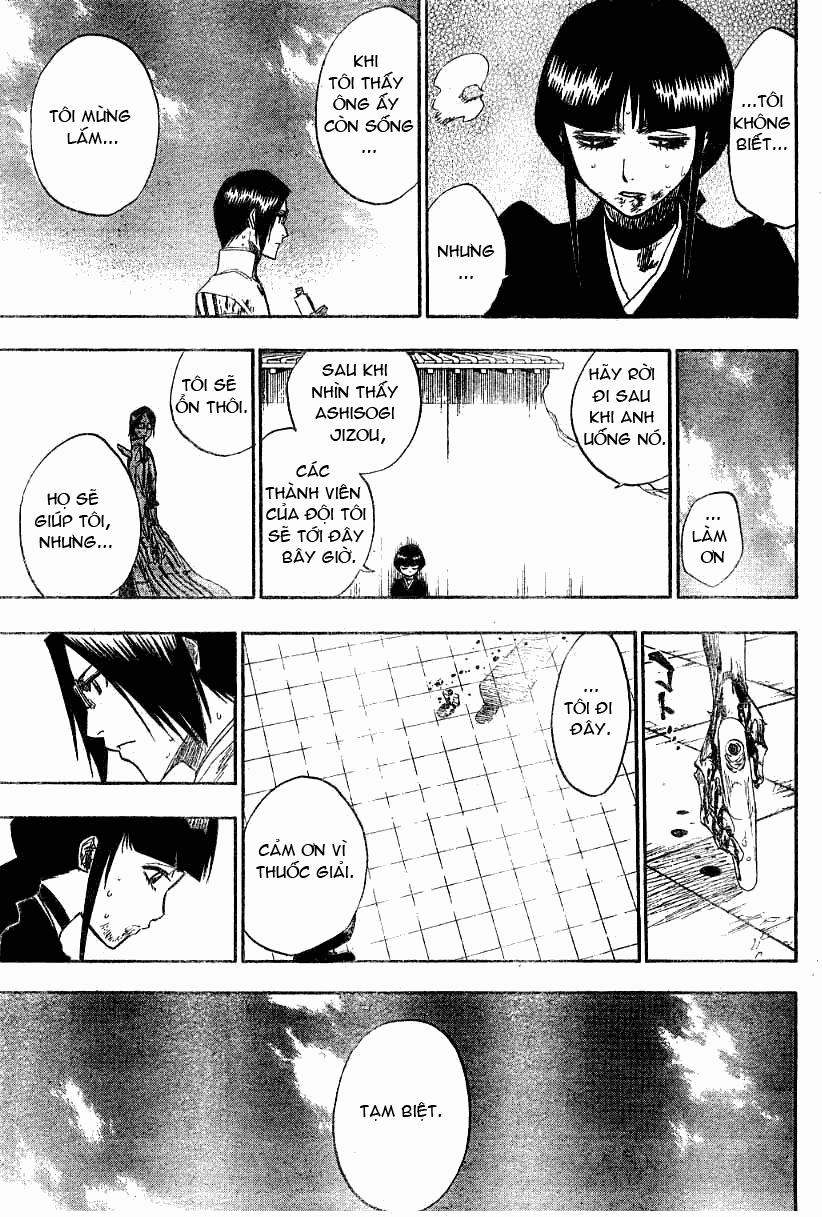 Bleach chapter 126 trang 11